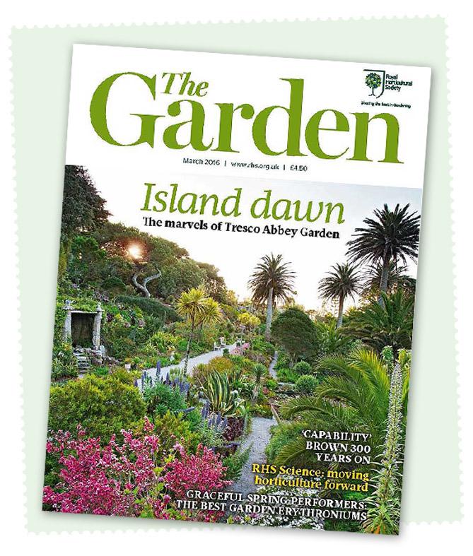 Elegant Our Feature In The Garden Magazine: