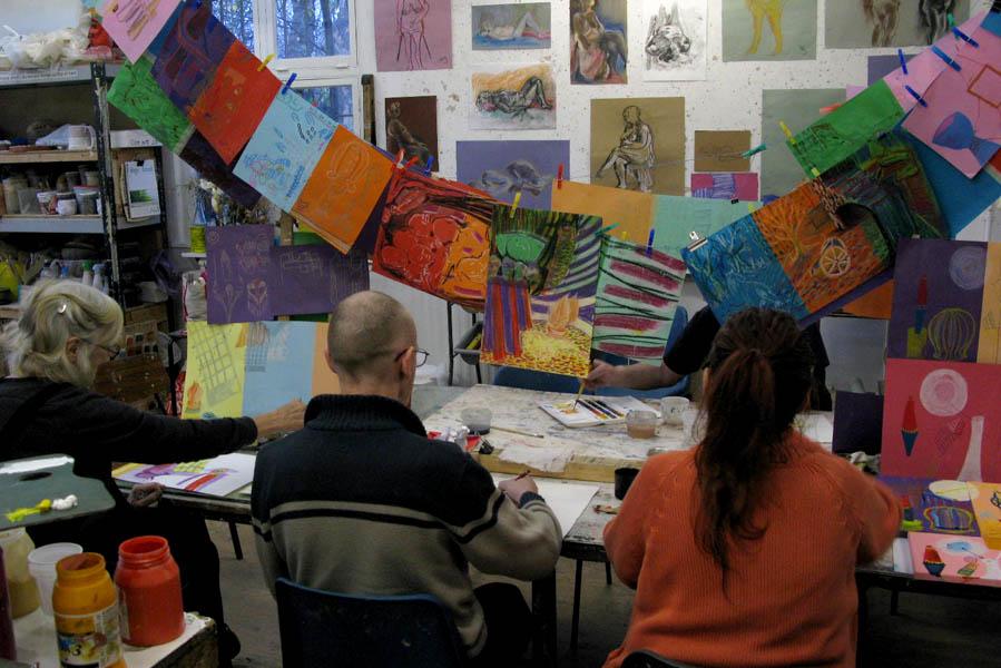 Developing Art Practice