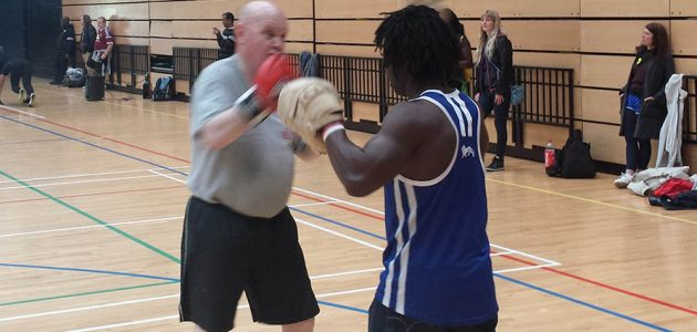 Boxing & Self-defence