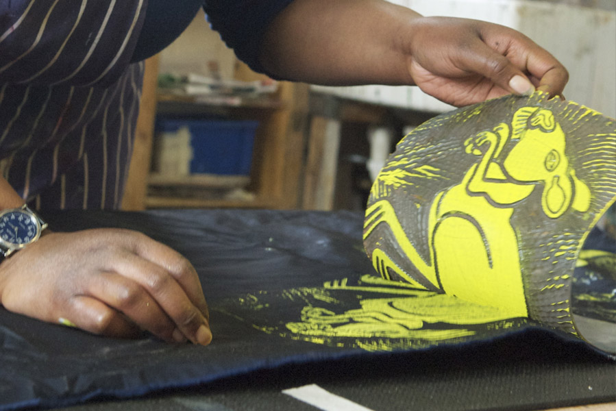 Printmaking Techniques in Focus