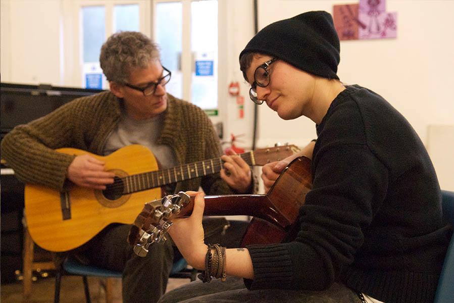 Guitar (Intermediate)